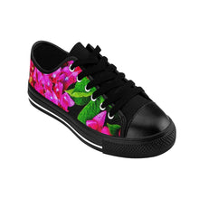 Load image into Gallery viewer, Take the Garden With You Women's Sneakers - Tracy McCrackin Photography