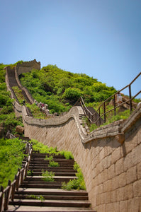 Wild Great Wall of China - Tracy McCrackin Photography