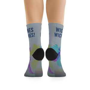 Wicked Times Socks - Tracy McCrackin Photography