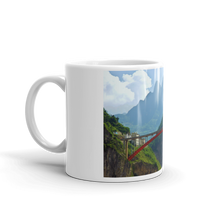 Load image into Gallery viewer, Yangtze River Mug - Tracy McCrackin Photography