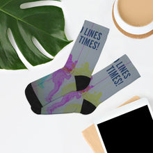 Load image into Gallery viewer, Wicked Times Socks - Tracy McCrackin Photography