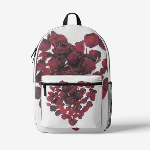 Heart's Delight Backpack - Tracy McCrackin Photography