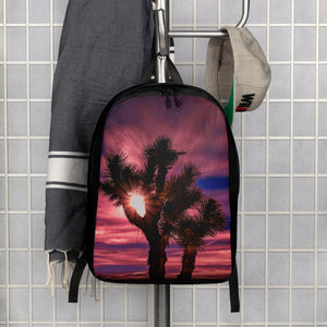 Joshua Tree Minimalist Backpack - Tracy McCrackin Photography