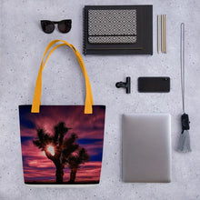 Load image into Gallery viewer, Joshua Tree Tote bag - Tracy McCrackin Photography