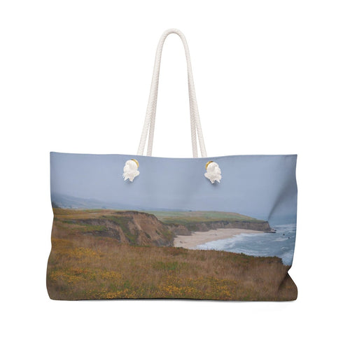 California Coast Weekender Bag - Tracy McCrackin Photography
