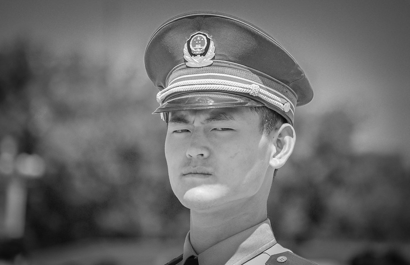 Chinese Military - Tracy McCrackin Photography