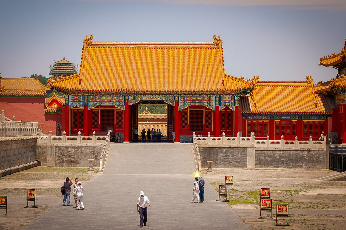 Forbidden City Throne Room - Tracy McCrackin Photography