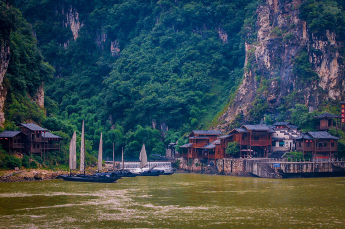 Fest Of Lakes Yangtze River