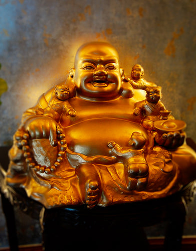 Golden Buddha - Tracy McCrackin Photography