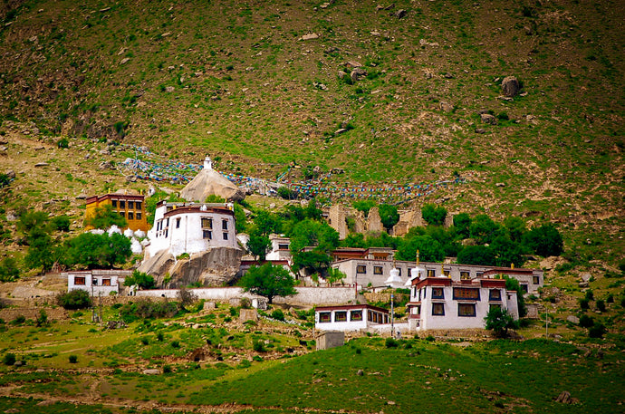 Mountain top Monastery- A Beautiful Place To Go