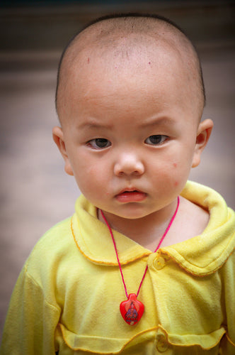 Chinese Boy - Tracy McCrackin Photography