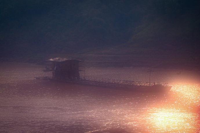 Chinese Ships at Sunrise - Tracy McCrackin Photography