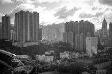 Load image into Gallery viewer, Sunrise in the City of Hong Kong - Tracy McCrackin Photography