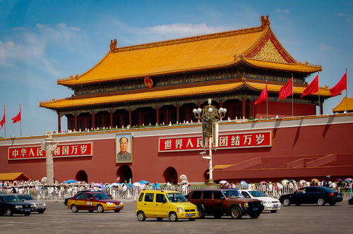 Tienneman Square and the Forbidden City - Tracy McCrackin Photography