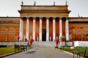 The Roman Building - Tracy McCrackin Photography