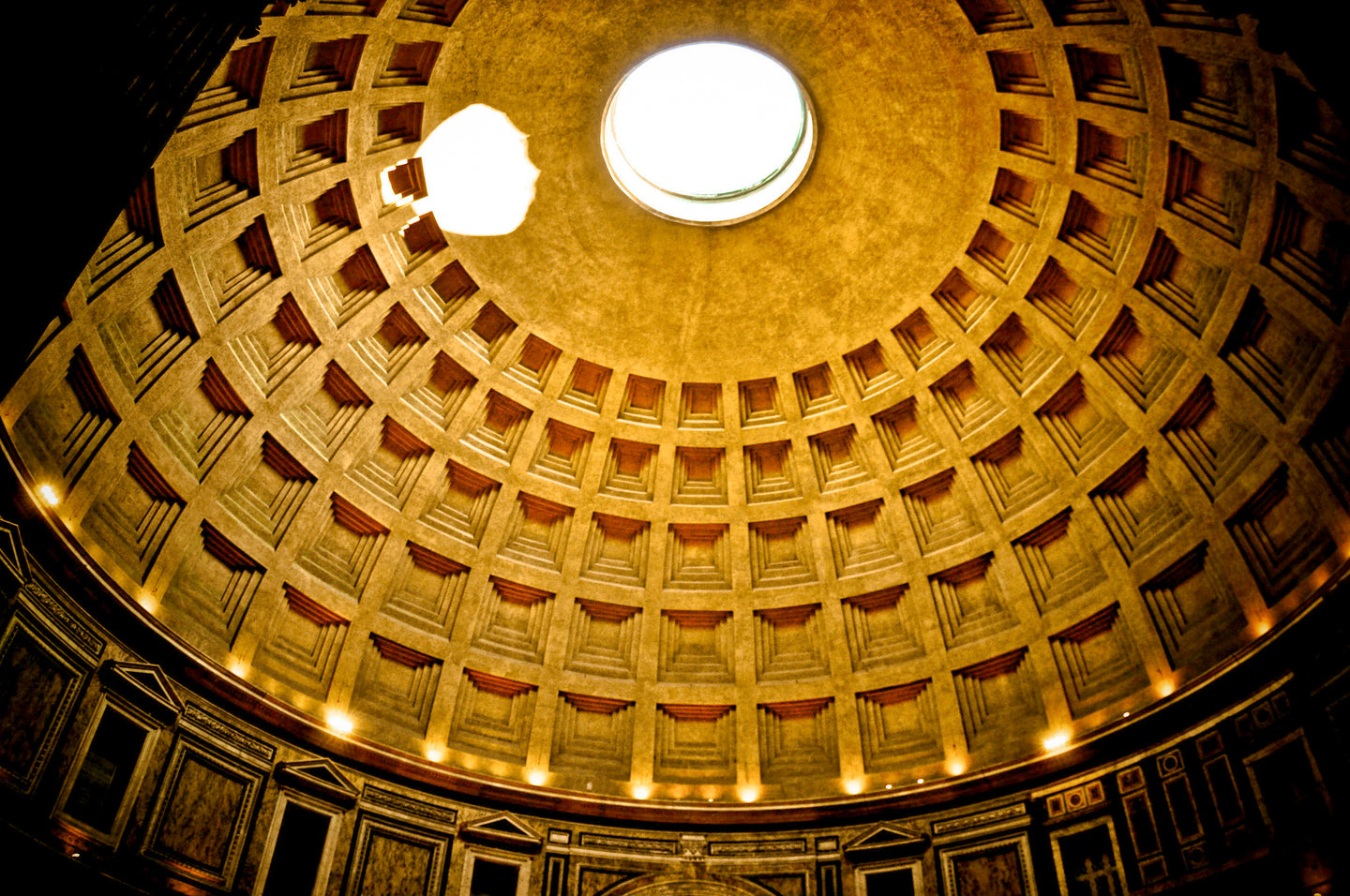 Dome of the Pantheon, Rome - Tracy McCrackin Photography