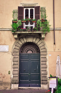 Rome Doors - Tracy McCrackin Photography