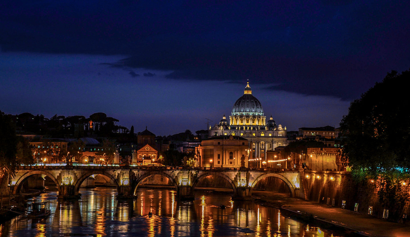Rome by Night - Tracy McCrackin Photography