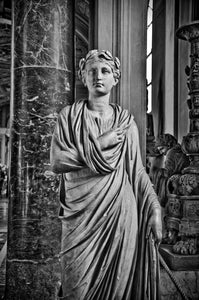 Roman statue 3 - Tracy McCrackin Photography