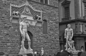 Florence Statues 12 - Tracy McCrackin Photography