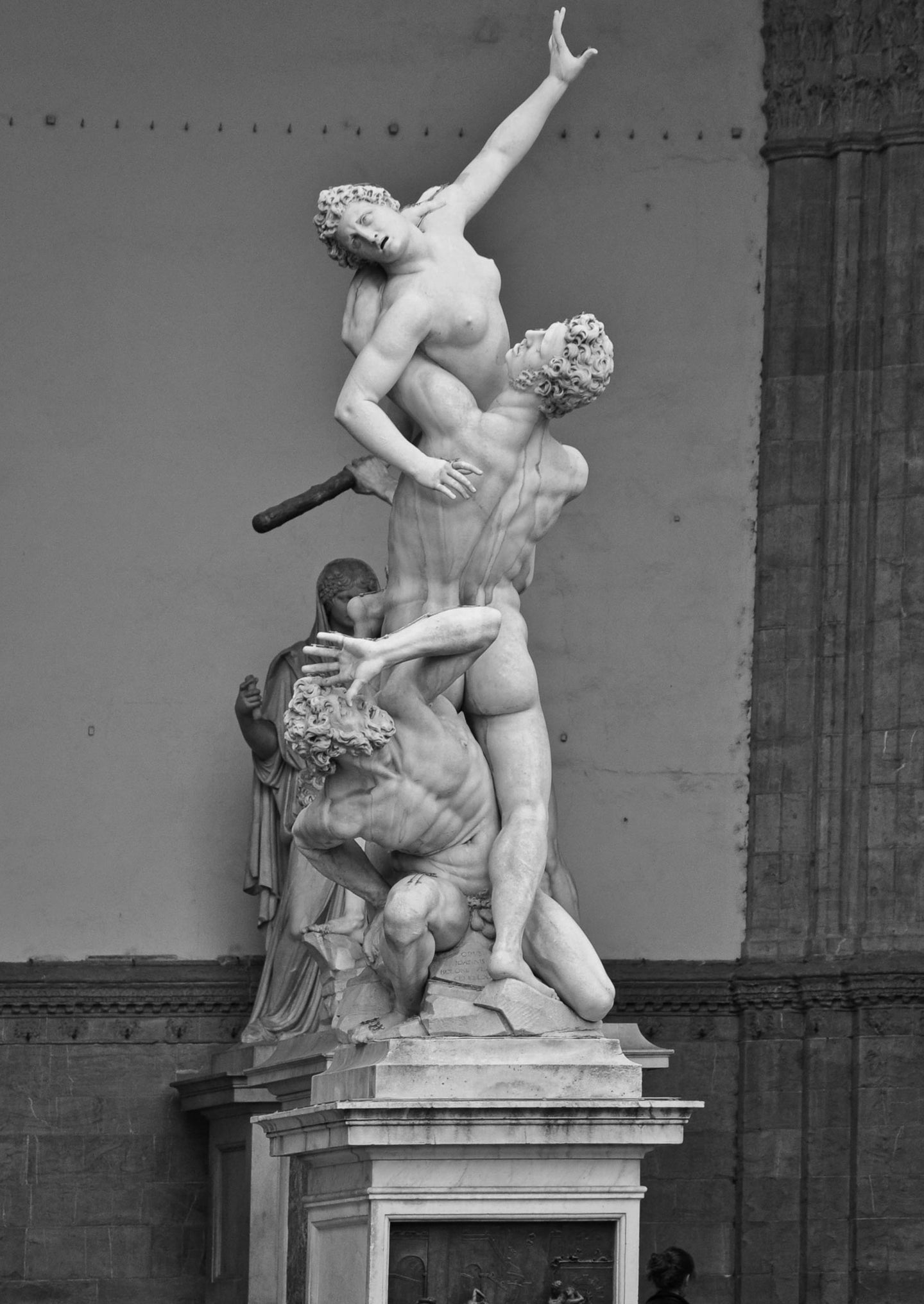 Florence Statues 2 - A Beautiful Place To Go - Tracy McCrackin Photography