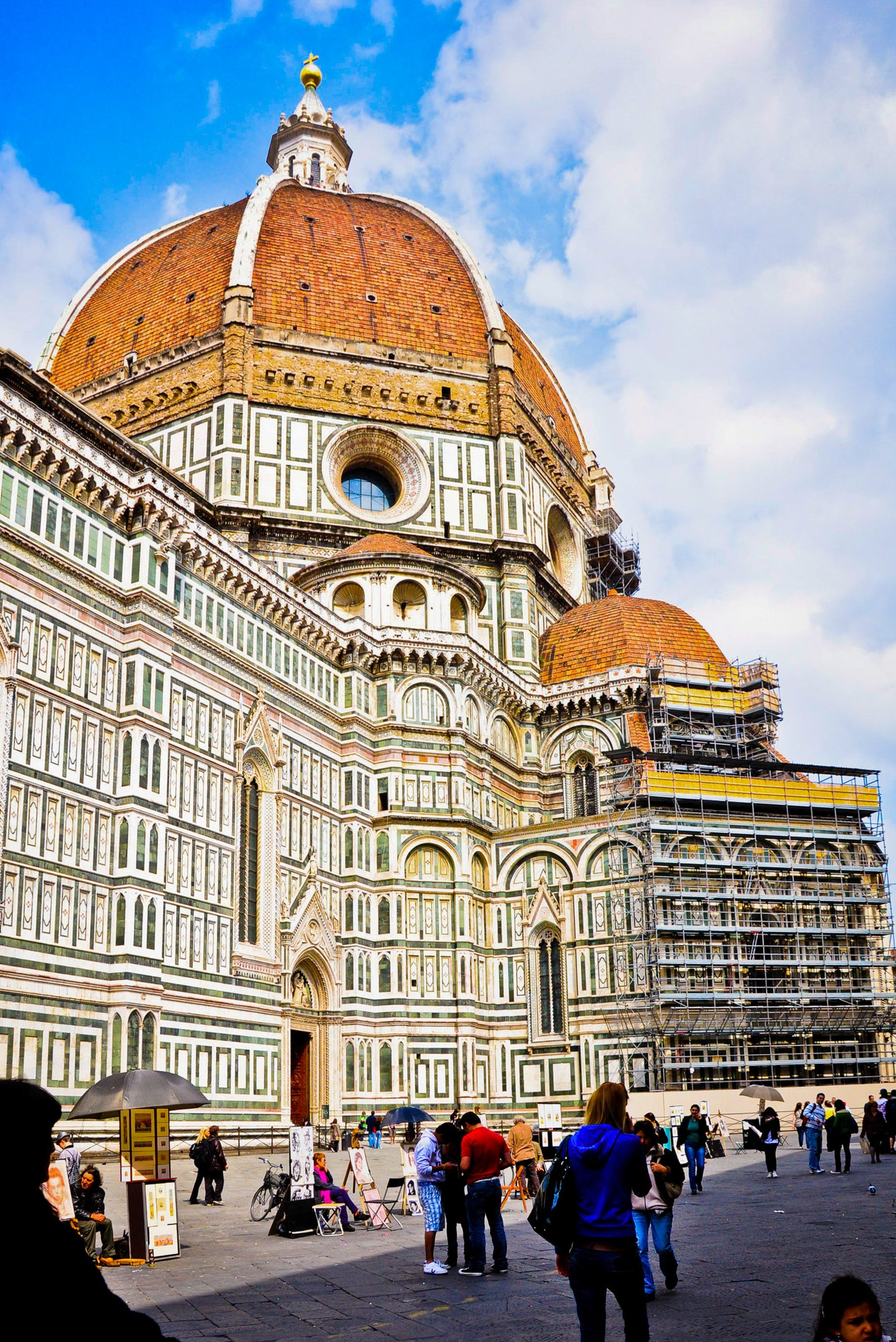Florence buildings - Beautiful Place To Go