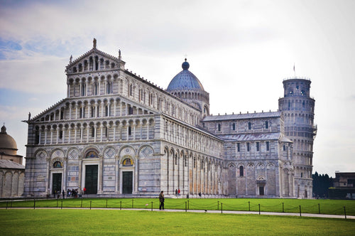 Pisa church A Beautiful and Memorable Place - Tracy McCrackin Photography
