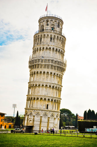 Leaning Tower of Pisa - Tracy McCrackin Photography