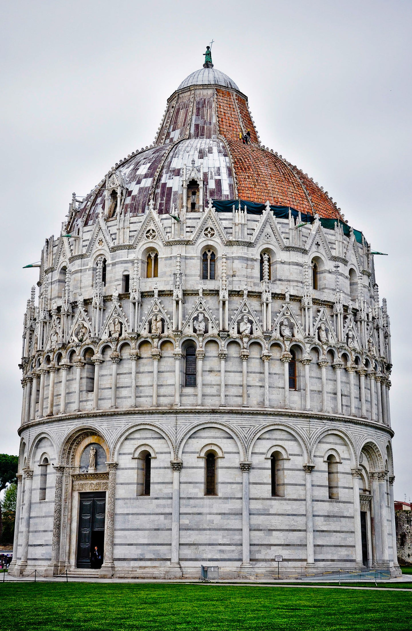 Pisa Chapel A Beautiful Place To Go  and Most Famous Place