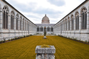 Pisa Cemetery - Tracy McCrackin Photography