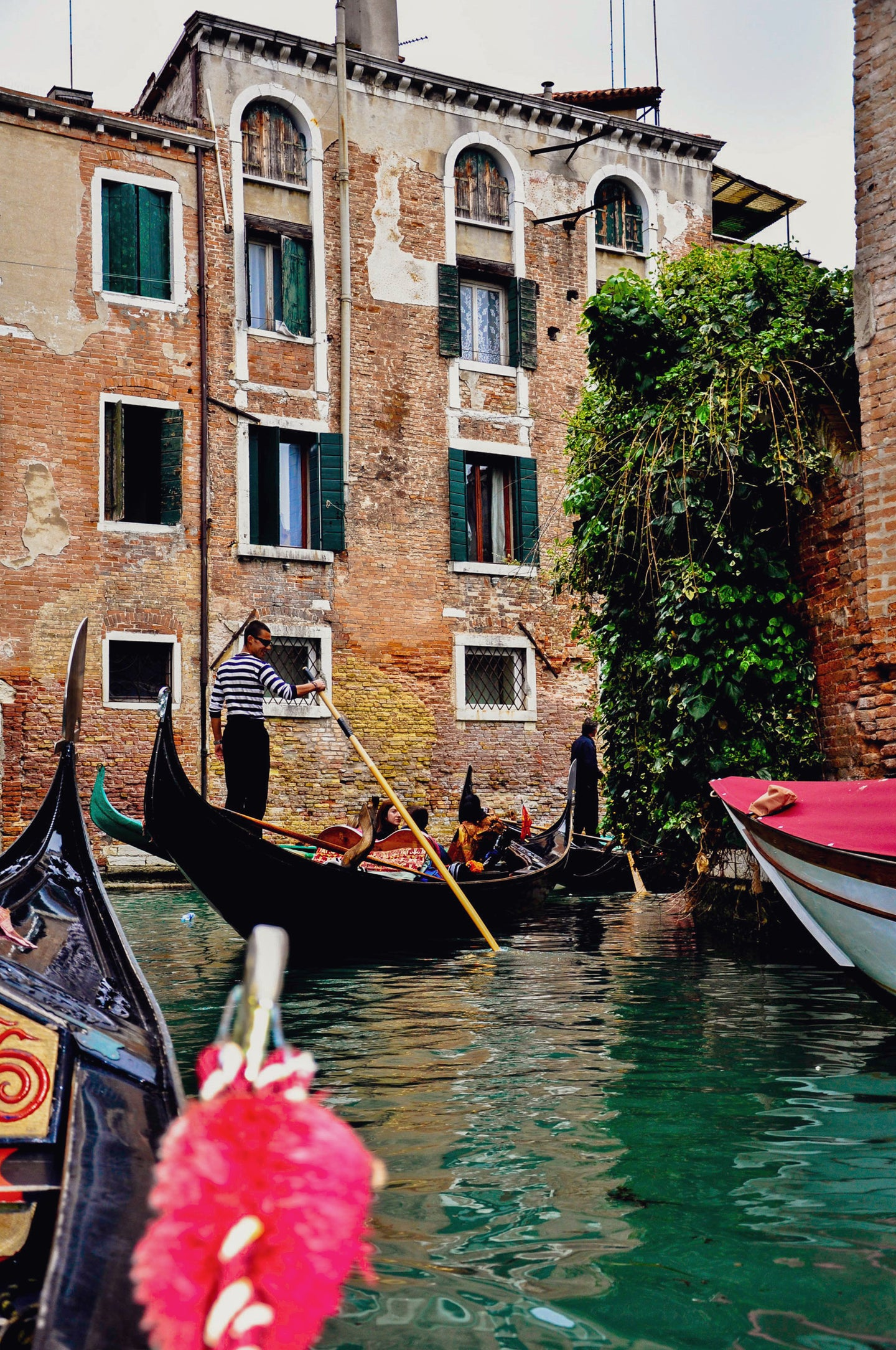 Canals of Venice 3 - Gorgeous View - Tracy McCrackin Photography