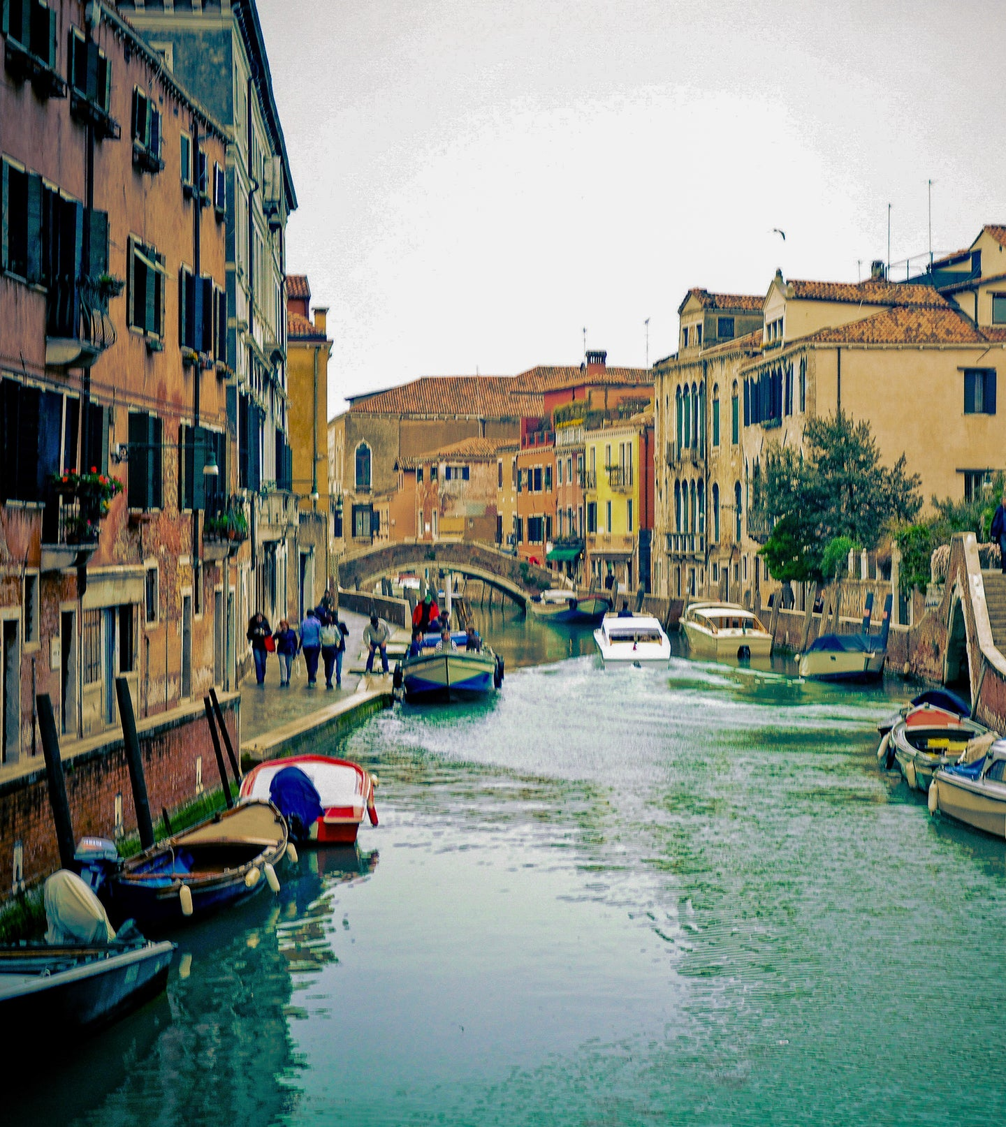 Venice waterways 4 - Most Famous Place - Lovely Place - Gorgeous View - People In Italy - Tracy McCrackin Photography