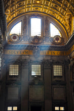 Load image into Gallery viewer, St. Peter's Basilica's Heavenly Interior - Tracy McCrackin Photography
