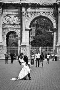 Married in Rome - Tracy McCrackin Photography