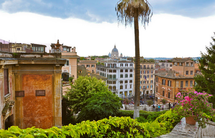 Spanish Steps, Italy - Gorgeous View