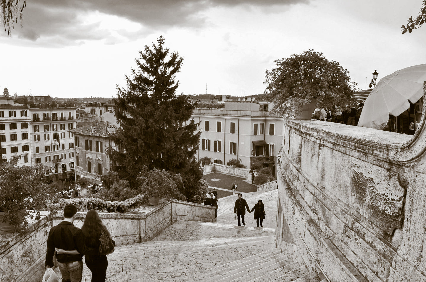Spanish Steps 3 - Tracy McCrackin Photography