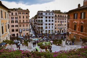 Spanish Steps 4 - Tracy McCrackin Photography