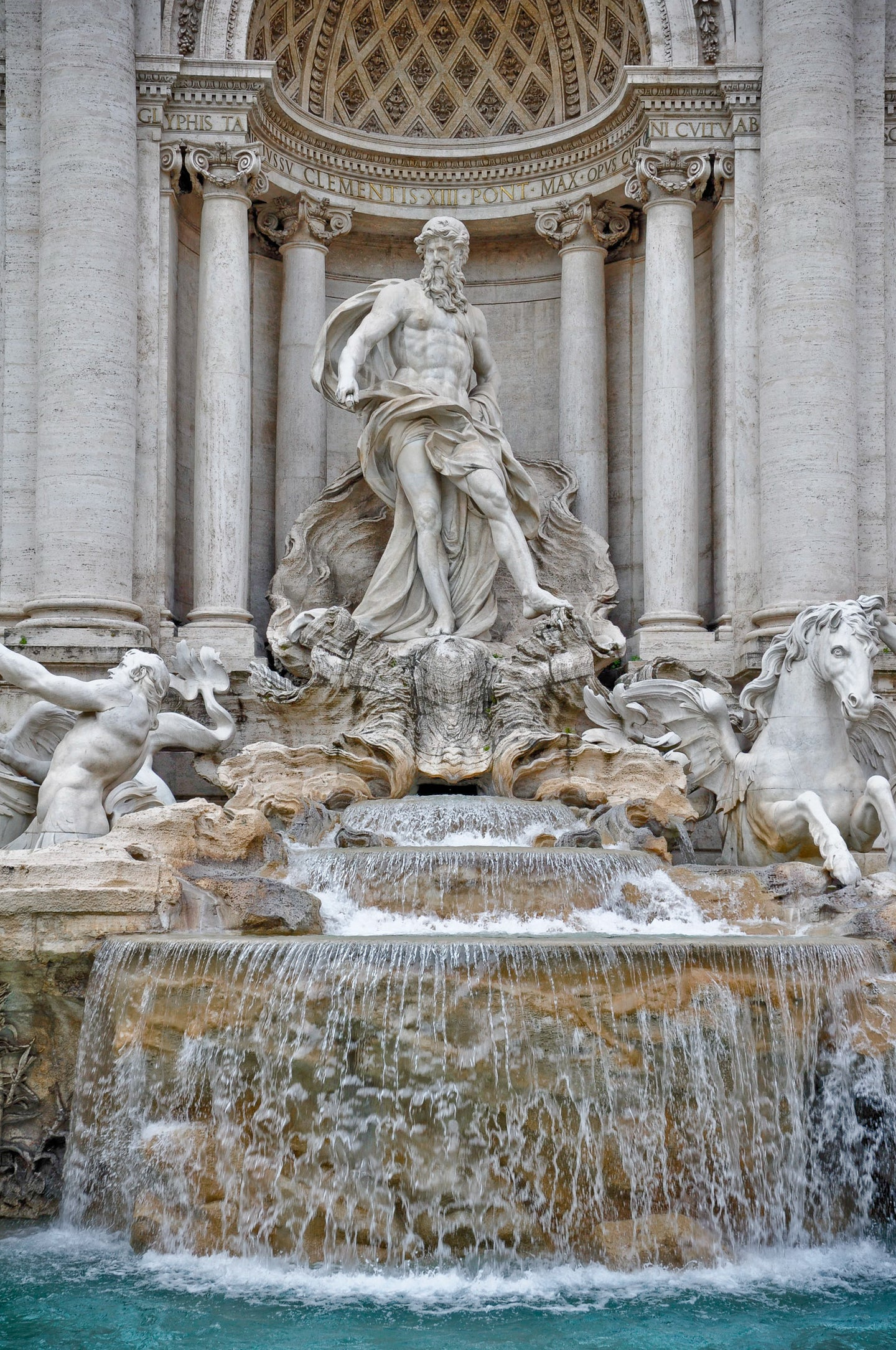 Treve Fountain - Tracy McCrackin Photography
