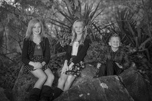 Fall Family Portraits - Tracy McCrackin Photography