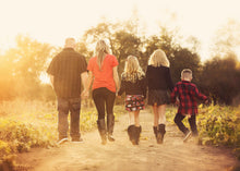 Load image into Gallery viewer, Fall Family Portraits - Tracy McCrackin Photography