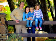 Load image into Gallery viewer, Family Portraits Trees and Fence - Tracy McCrackin Photography