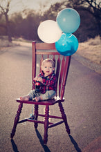 Load image into Gallery viewer, Birthday Chair with Coke Bottle - Tracy McCrackin Photography
