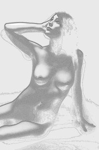 Pop Art Nude - Tracy McCrackin Photography