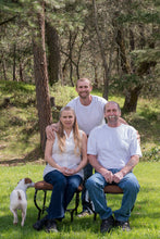 Load image into Gallery viewer, Family Portraits - Tracy McCrackin Photography