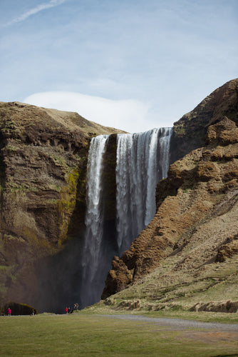 Infamous Geysellera Waterfalls Of Iceland - Tracy McCrackin Photography