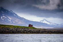 Load image into Gallery viewer, Lonely Ice House in Iceland - Tracy McCrackin Photography