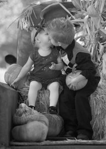 Brother Sisterly Love - Tracy McCrackin Photography