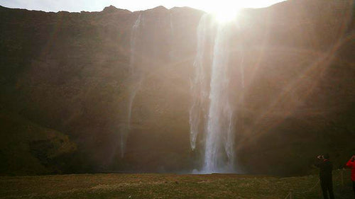 Iceland Waterfalls - Lovely Place - Gorgeous View - Tracy McCrackin Photography