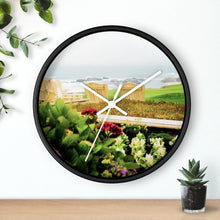 Load image into Gallery viewer, Beach Time Wall clock - Tracy McCrackin Photography