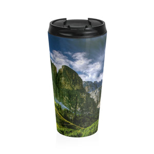 Beautiful Mountains Stainless Steel Travel Mug - Tracy McCrackin Photography